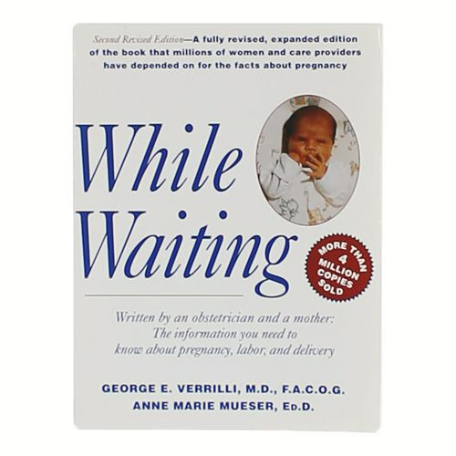 Book: While Waiting at up to 95% Off - Swap.com