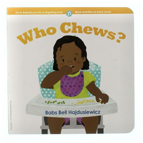 Book: Who Chews? at up to 95% Off - Swap.com