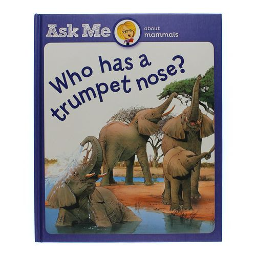 Book: Who has a trumpet nose? at up to 95% Off - Swap.com