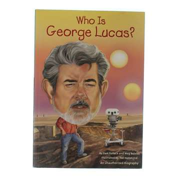 Book: Who is George Lucas? for Sale on Swap.com