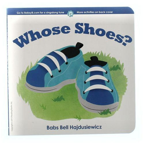 Book: Whose Shoes? at up to 95% Off - Swap.com