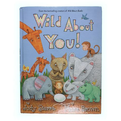 Book: Wild About You! at up to 95% Off - Swap.com
