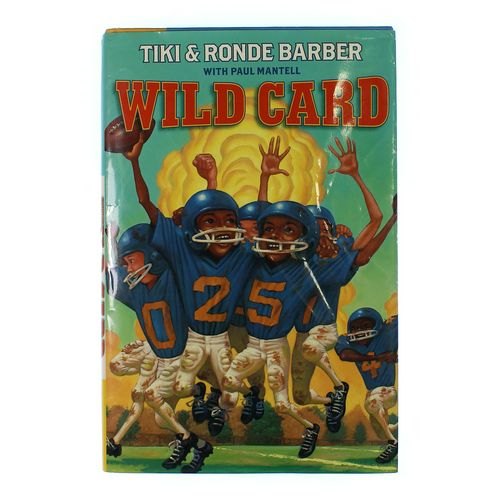 Book: Wild Card at up to 95% Off - Swap.com