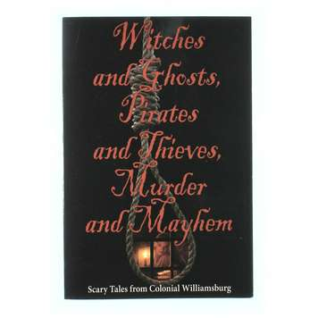 Book: Witches And Ghosts, Pirates And Thieves, Murder And Mayhem for Sale on Swap.com