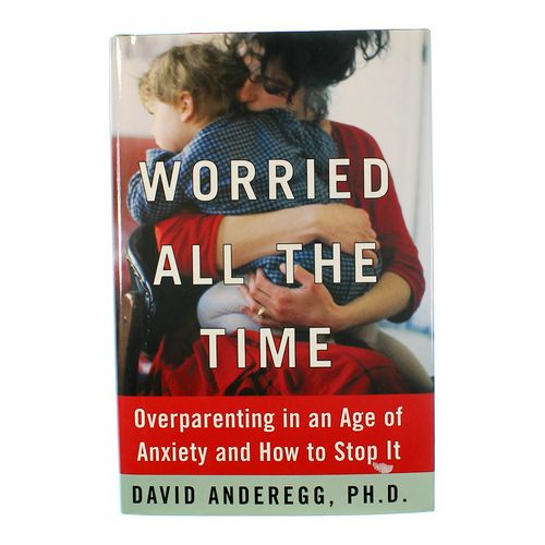 Book: Worried All The Time at up to 95% Off - Swap.com