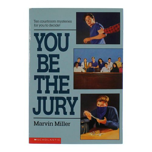 Book: You Be The Jury at up to 95% Off - Swap.com
