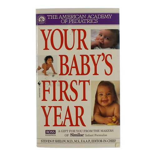 Book: Your Baby's First Year at up to 95% Off - Swap.com