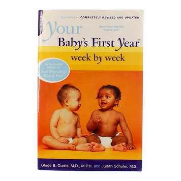 Book: Your Baby's First Year Week by Week for Sale on Swap.com