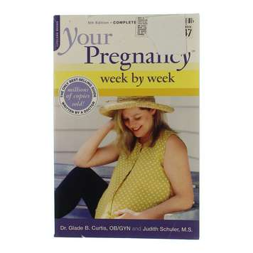 Book: Your Pregnancy Week by Week for Sale on Swap.com