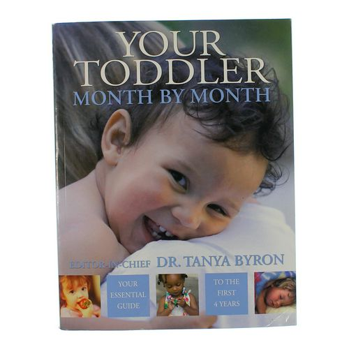 Book: Your Toddler: Month By Month at up to 95% Off - Swap.com