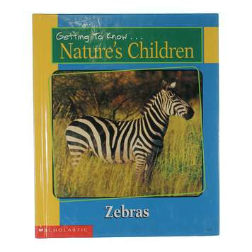 Book: Zebras and Rhinoceros for Sale on Swap.com