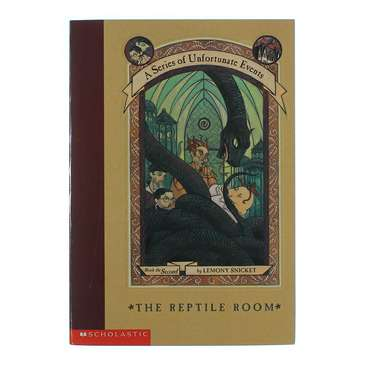 Book:A Series of Unfortunate Events for Sale on Swap.com