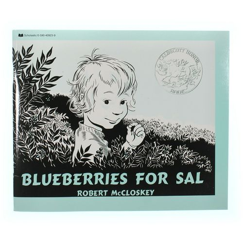 Book:Blueberries For Sal at up to 95% Off - Swap.com