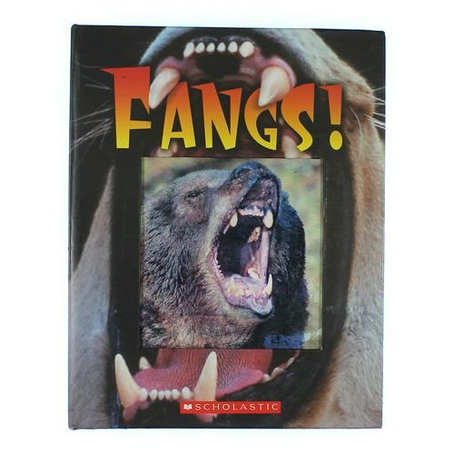 Book:Fangs! at up to 95% Off - Swap.com