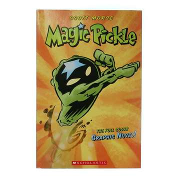 Book:Magic Pickle for Sale on Swap.com
