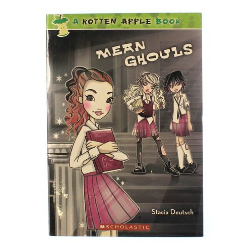 Book:Mean Ghouls at up to 95% Off - Swap.com