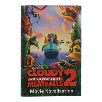 Books: Cloudy with a chance of Meatballs 2 for Sale on Swap.com