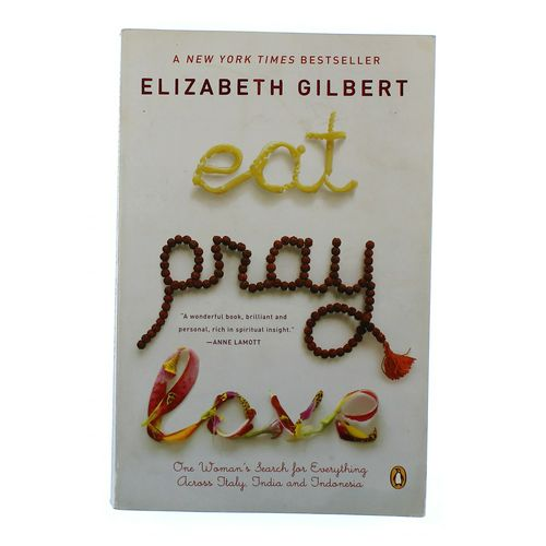 Books: Eat Pray Love at up to 95% Off - Swap.com