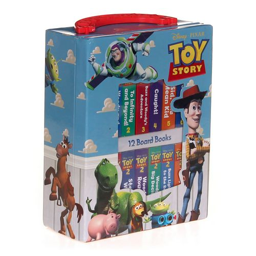 Books: Toy Story Board Book Set at up to 95% Off - Swap.com
