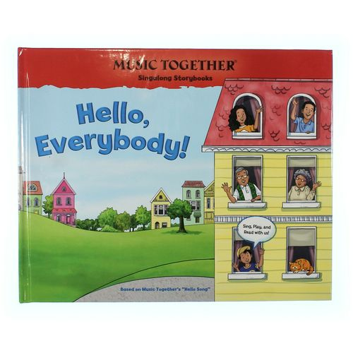Books:Hello,Everybody? at up to 95% Off - Swap.com