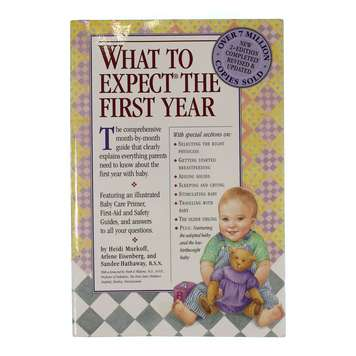 Book:What to Expect the First Year for Sale on Swap.com