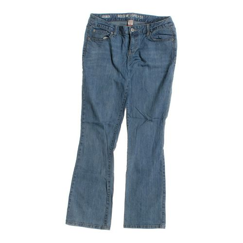 Mossimo Supply Co. Bootcut Jeans in size JR 9 at up to 95% Off - Swap.com