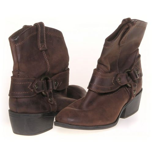 Mossimo Supply Co. Booties in size 5.5 Women's at up to 95% Off - Swap.com