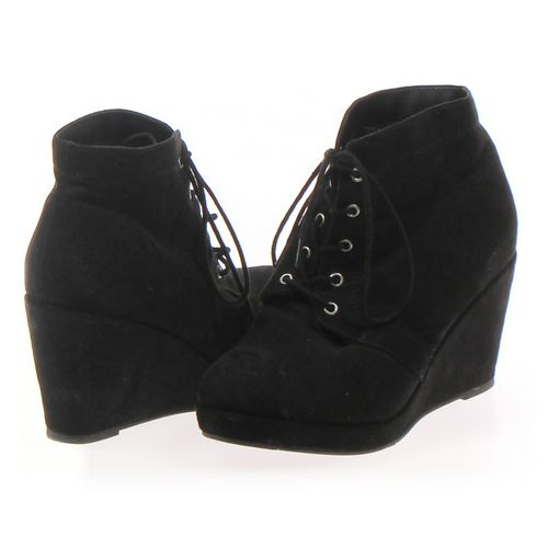 Forever 21 Booties in size 6 Women's at up to 95% Off - Swap.com