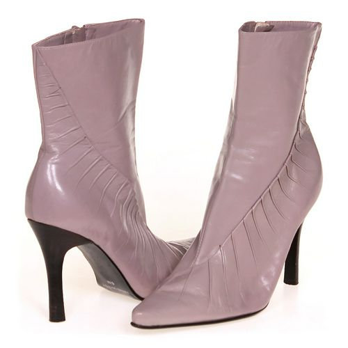Nine West Booties in size 6.5 Women's at up to 95% Off - Swap.com