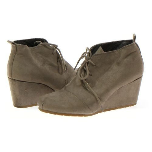 Faded Glory Booties in size 7 Women's at up to 95% Off - Swap.com