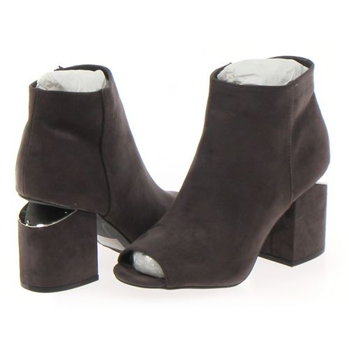 Qupid Booties in size 7 Women's at up to 95% Off - Swap.com