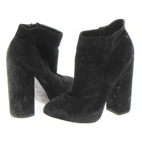 Asos Booties in size 7 Women's at up to 95% Off - Swap.com