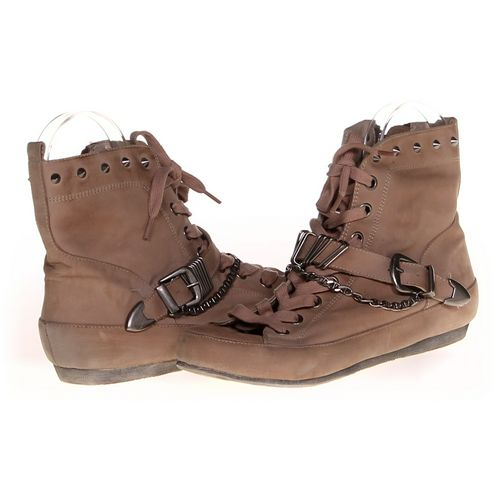 10b5e06d976a Brown Sam Edelman Booties in size 7 Women s at up to 95% Off - Swap.com