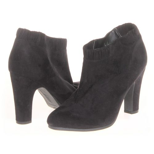 Sam & Libby Booties in size 7.5 Women's at up to 95% Off - Swap.com