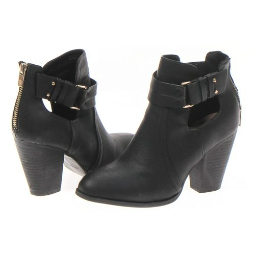 Call It Spring Booties in size 7.5 Women's at up to 95% Off - Swap.com