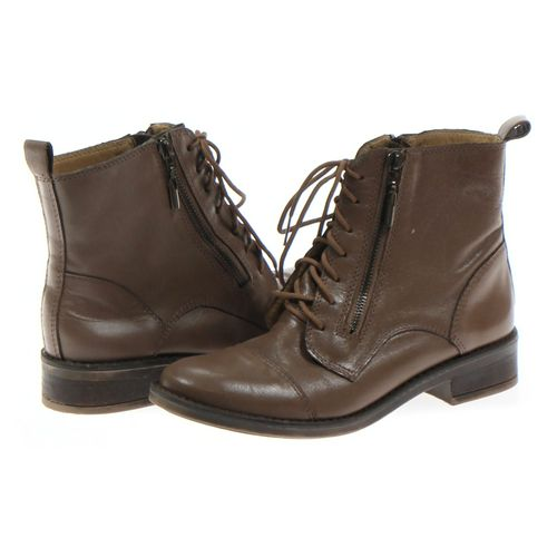 Vince Camuto Booties in size 7.5 Women's at up to 95% Off - Swap.com