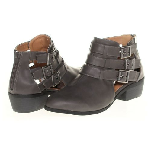 Qupid Booties in size 8 Women's at up to 95% Off - Swap.com