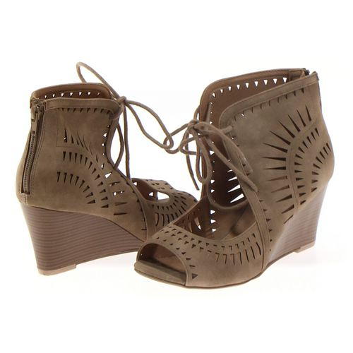 Lane Bryant Booties in size 8 Women's at up to 95% Off - Swap.com