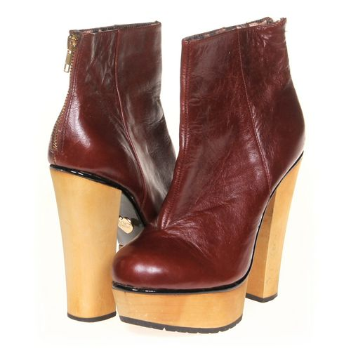 Betsey Johnson Booties in size 8 Women's at up to 95% Off - Swap.com