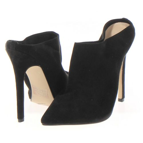 JustFab Booties in size 8.5 Women's at up to 95% Off - Swap.com