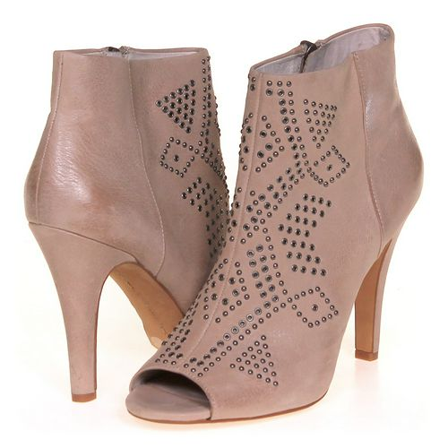 Vince Camuto Booties in size 8.5 Women's at up to 95% Off - Swap.com