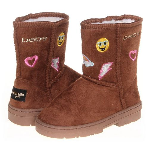 bebe Boots in size 10 Toddler at up to 95% Off - Swap.com