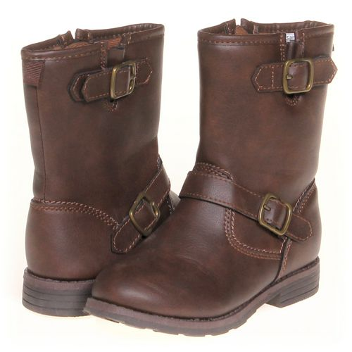 Carter's Boots in size 11 Toddler at up to 95% Off - Swap.com