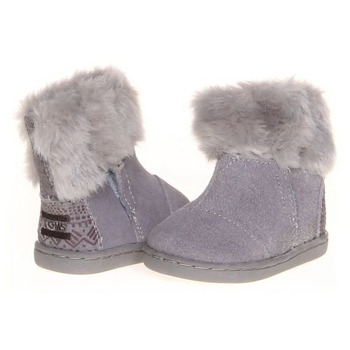 Toms Boots in size 3 Infant at up to 95% Off - Swap.com