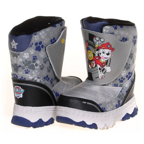 Paw Patrol Boots in size 4.5 Infant at up to 95% Off - Swap.com