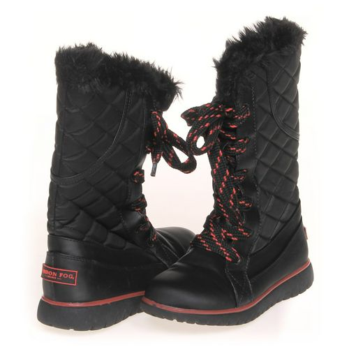 London Fog Boots in size 6 Women's at up to 95% Off - Swap.com