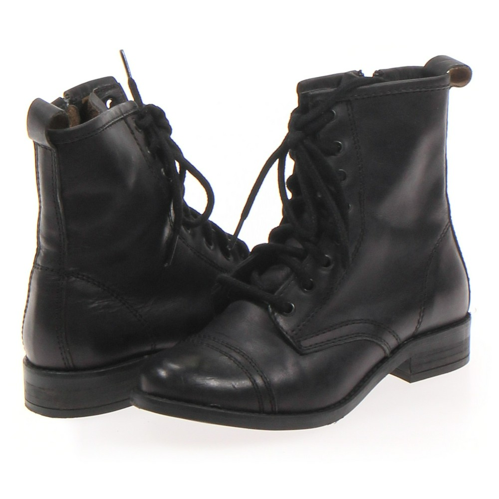 ccc217ca18b Steve Madden Boots in size 6 Women s at up to 95% Off - Swap.
