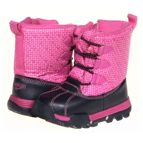 OshKosh B'gosh Boots in size 7 Toddler at up to 95% Off - Swap.com