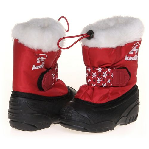 Kamik Boots in size 7 Toddler at up to 95% Off - Swap.com