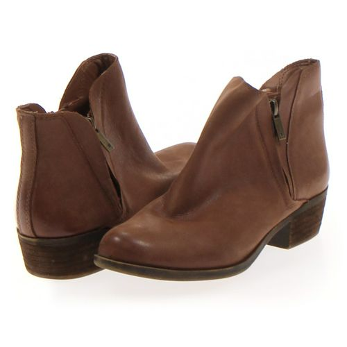 Lucky Brand Boots in size 7.5 Women's at up to 95% Off - Swap.com